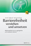 Cover des Buches Barrierefreiheit verstehen und umsetzen
