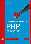 Cover des Buches Softwarequalität in PHP-Projekten