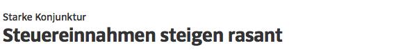 Screenshot einer optischen Headline bei der Süddeutschen, die semantisch leider keine ist.