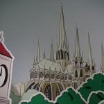 Die Kathedrale von Entenhausen